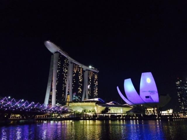 シンガポール転職